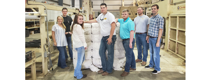 Ag Business Club members on Spring 2019 Tour