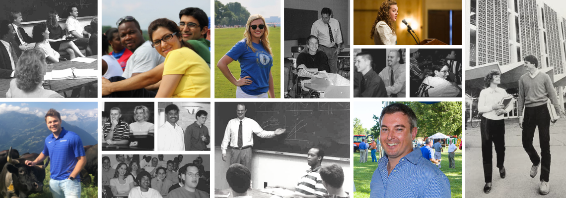UK AEC Alumni and Faculty collage
