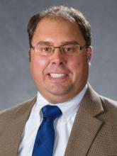 Photo of Dr. Tyler Mark