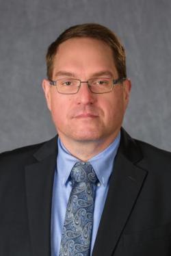 Photo of Dr. Todd Davis