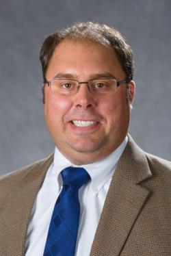 Photo of Dr. Tyler Mark
